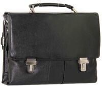 Портфель кожаный мужской с карманами M 5013-1